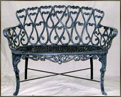 Cast Aluminum Furniture And Patio Main Street Collectors