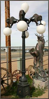 Victorian Street Lamps Main Street Collectors